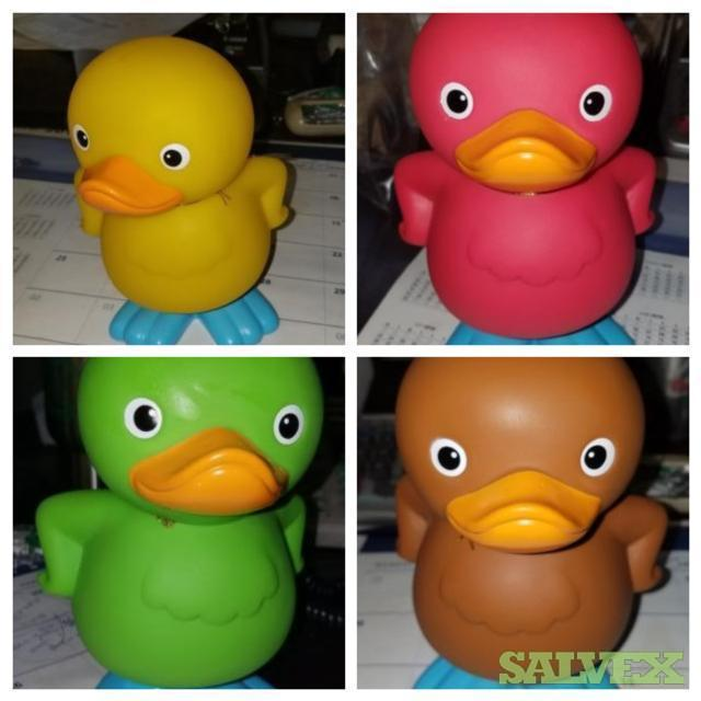 Duckie Money Saving Banks - PVC & Polyester (10,000 Units) in New Jersey