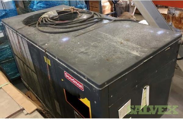 Goodman Air Conditioner: 5 Ton 14 Seer 59000BTU Model: GPC1460H41EC (1 Unit)