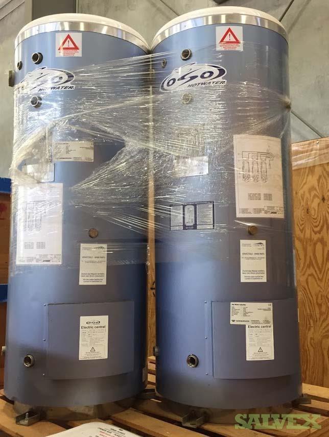 Haten-Boer Water Heater: 300 Liters, 17.7 KW, 480 Volt, 60 HZ (1 Unit)