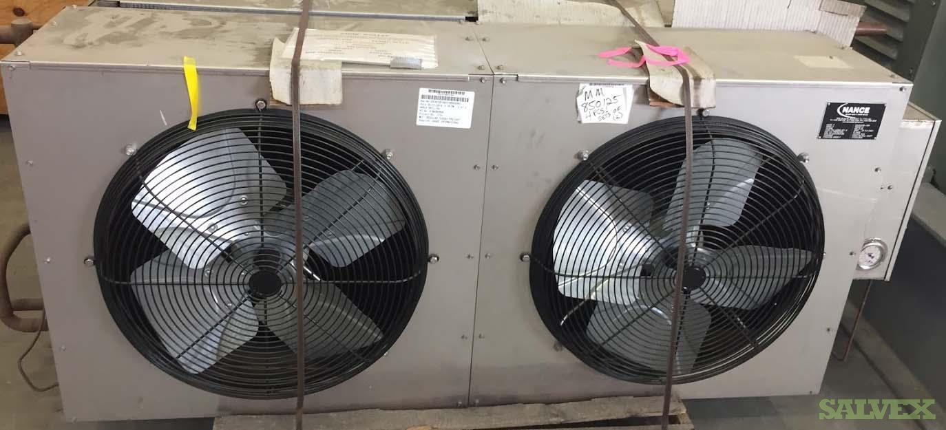 Nance Condenser/Air-Cooled 7.5 Ton, 460V, 60HZ, 3PH - Model: 09AZH008-C6A (1 Unit)
