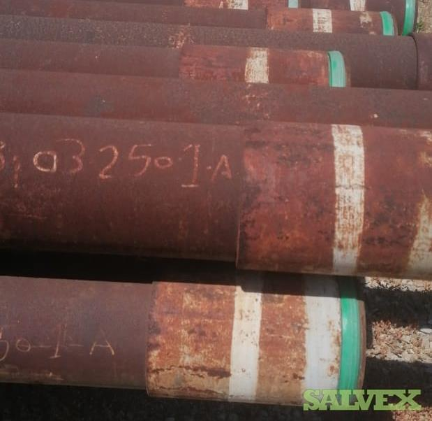 9 5/8 47# P110 ANJO R3 Surplus Casing (3,600 Feet / 77 Metric Tons)