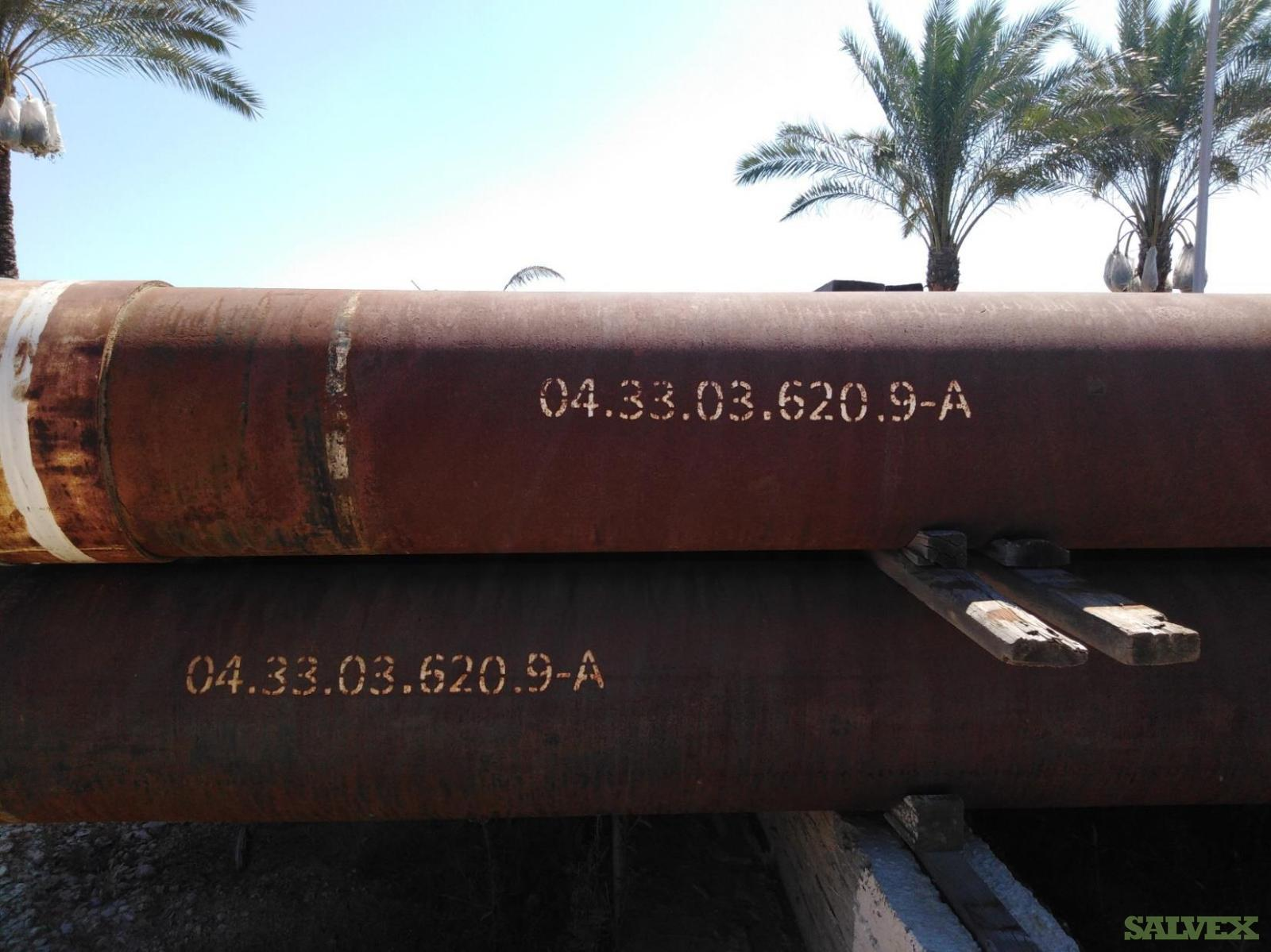 20 133# P110  BTC R3 Surplus Casing (1,280 Feet / 77 Metric Tons)