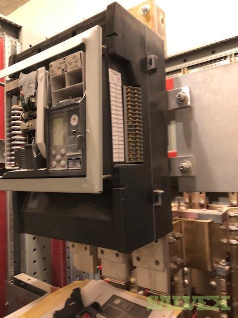 ABB Power Break II Insulated Case Circuit Breaker (1 Unit)