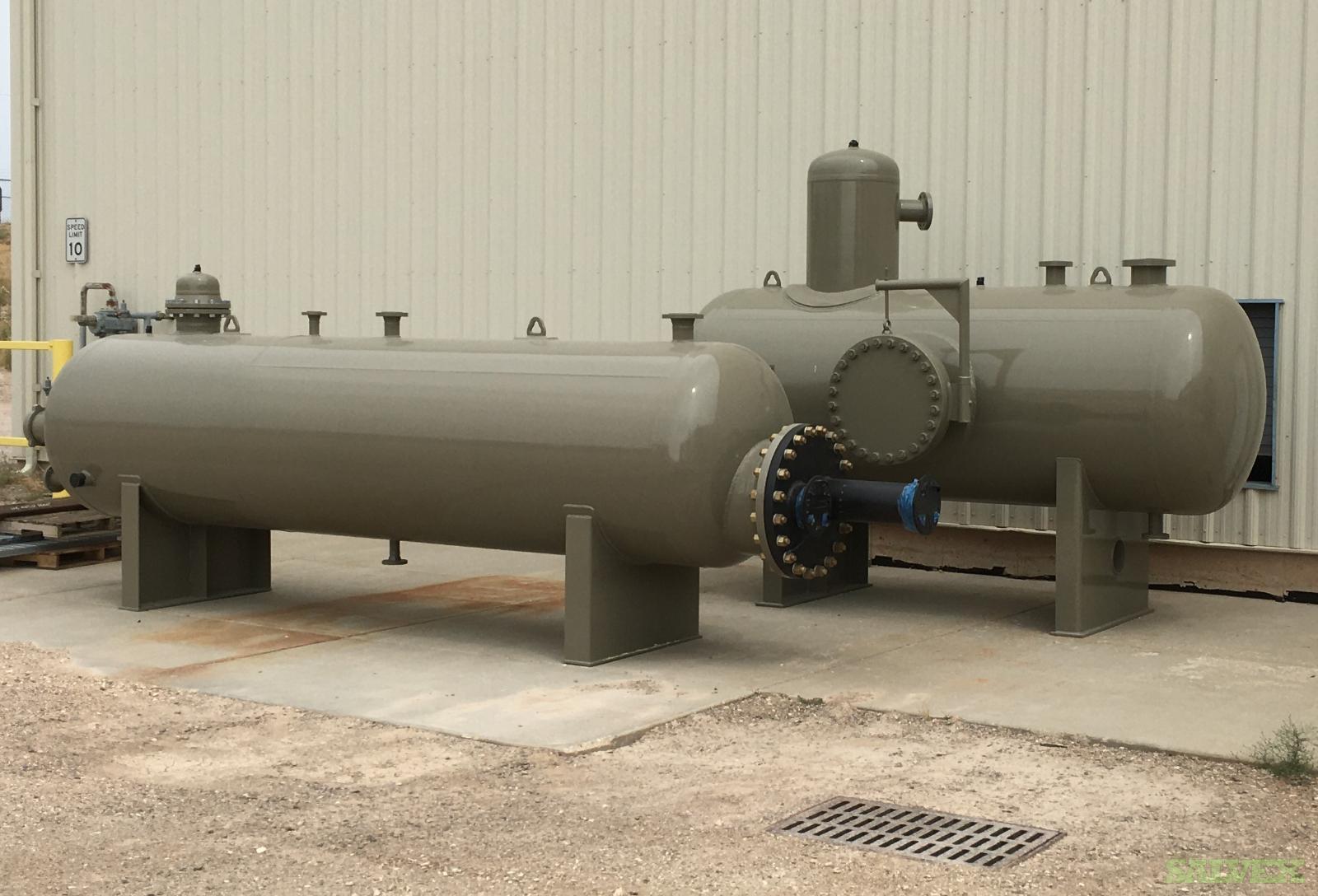 Heater Treater & FWKO Vessels