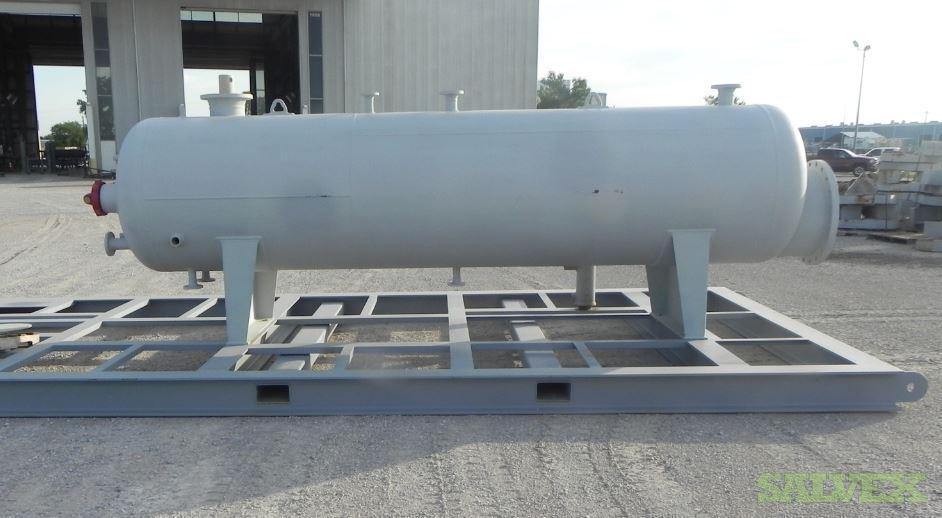 FWKO, Heater Treater & Low Pressure Separator Vessels