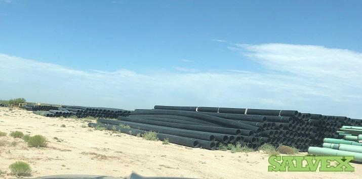 24 Poly Pipe SDR17, F2619 & D2513 (5,750 Feet)