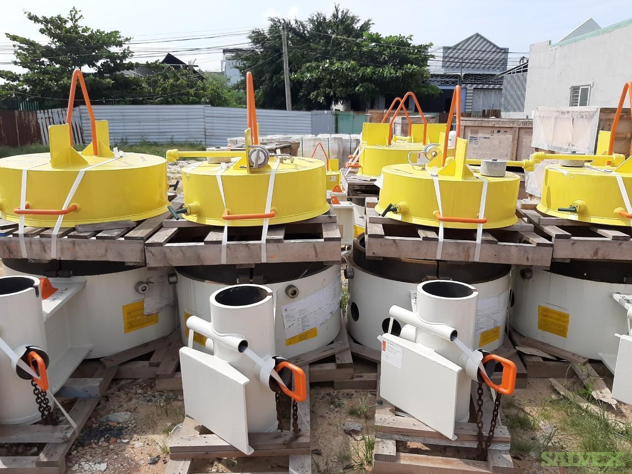 GE Subsea Wellhead Equipment: Hangars, O-Rings, Repair Kits, Seals (236 Units)