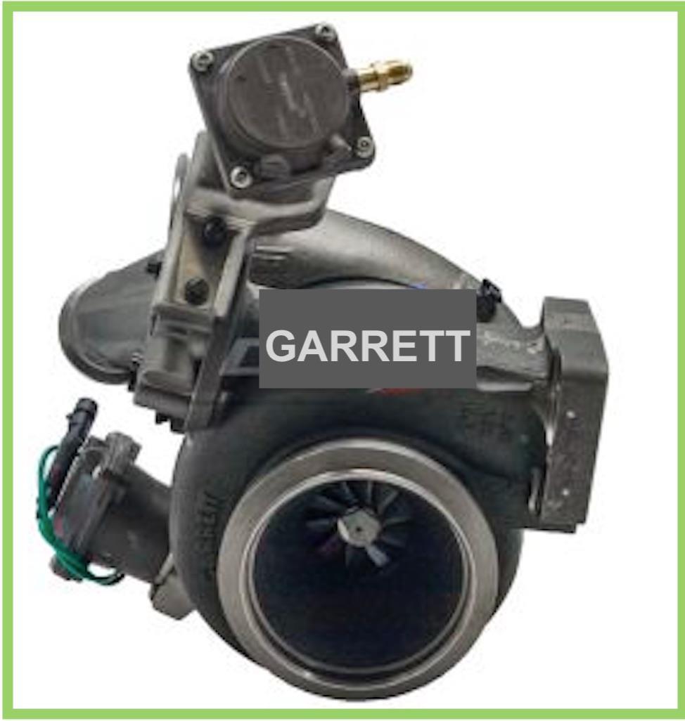 Garrett Turbochargers - Fitting 2002-2005 Transit Buses (97 Units)