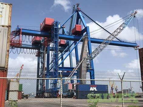 Nelcon Gantry Cranes 700 Tons and  Port Crane