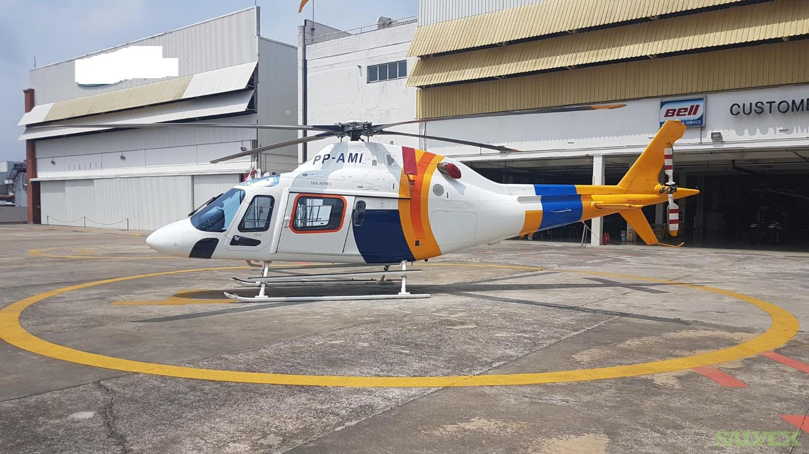 Agusta A119 Helicopter 2008