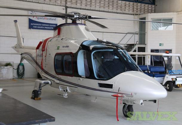 Agusta AW109 SP Grandnew Helicopter 2012