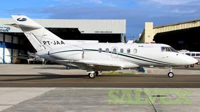 Beechcraft Hawker 800B Aircraft 1990 (for Part Out)