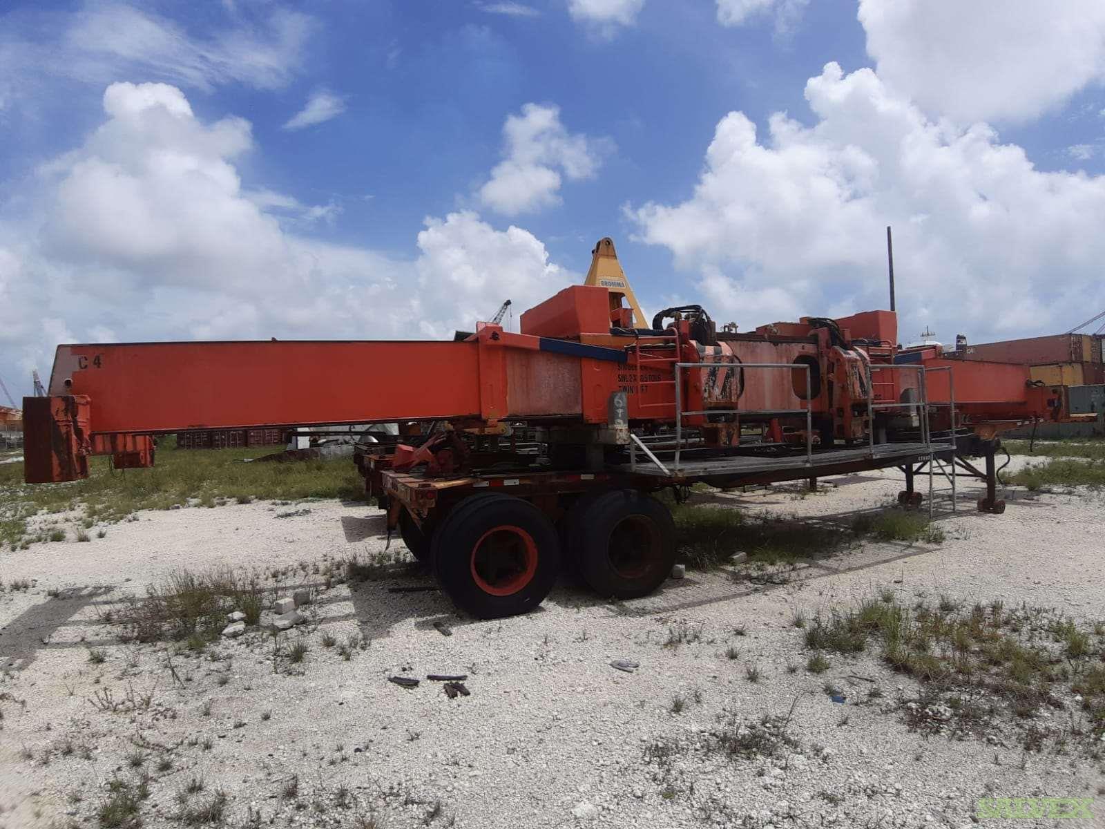 Steel Scrap Material (48 Tons) in Bahamas
