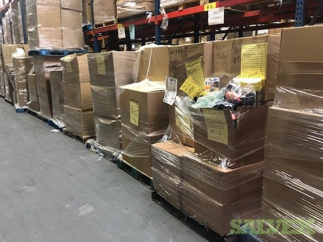 Assorted Surplus Retail Items - 28 Pallets