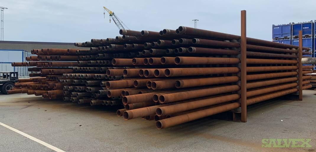 3 1/2- 13 5/8 Used Casing & Tubing (575 Metric Ton)