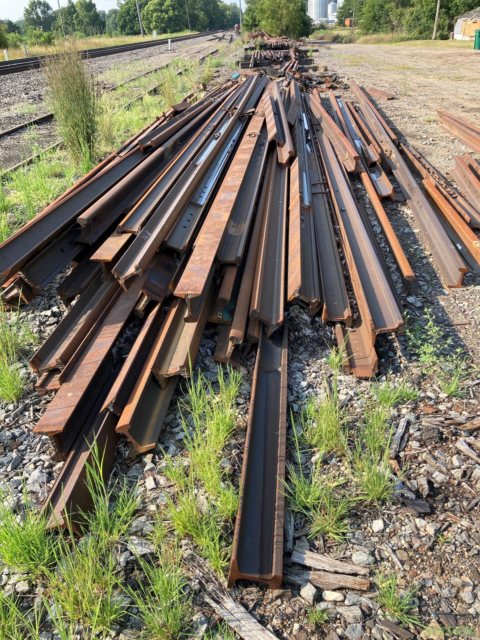 Scrap Rail (145 Gross Tons)