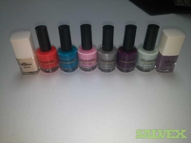 Nail Polish - 8 Colors, 15 ml/ 0.5 oz. (1 pallet / 10,000 pcs)