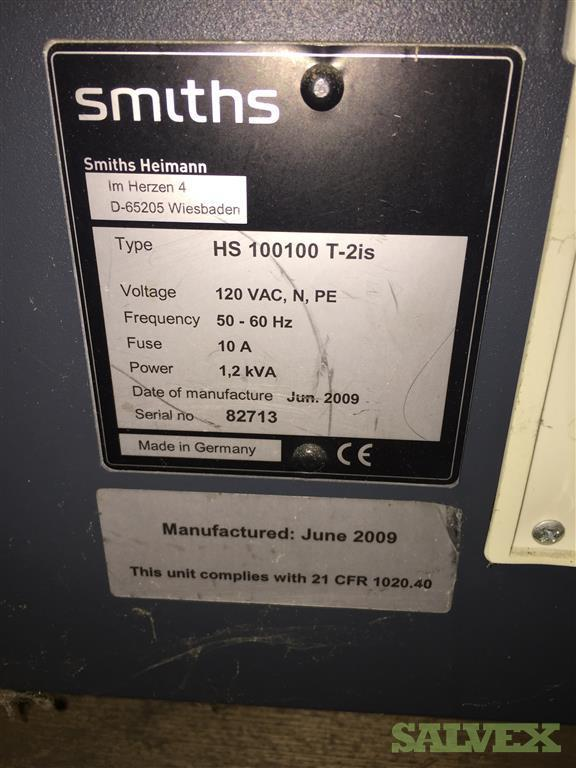 Smith Cargo X-Ray machine ( 1 ) HI-SCAN 100100T-2is