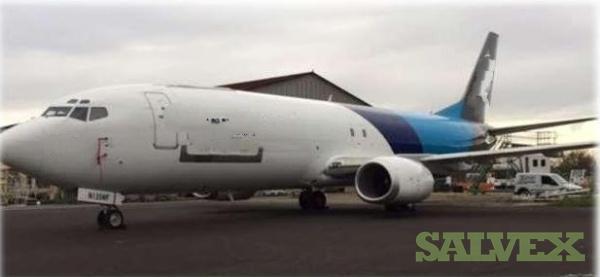 Boeing B737-400F Aircraft 1995
