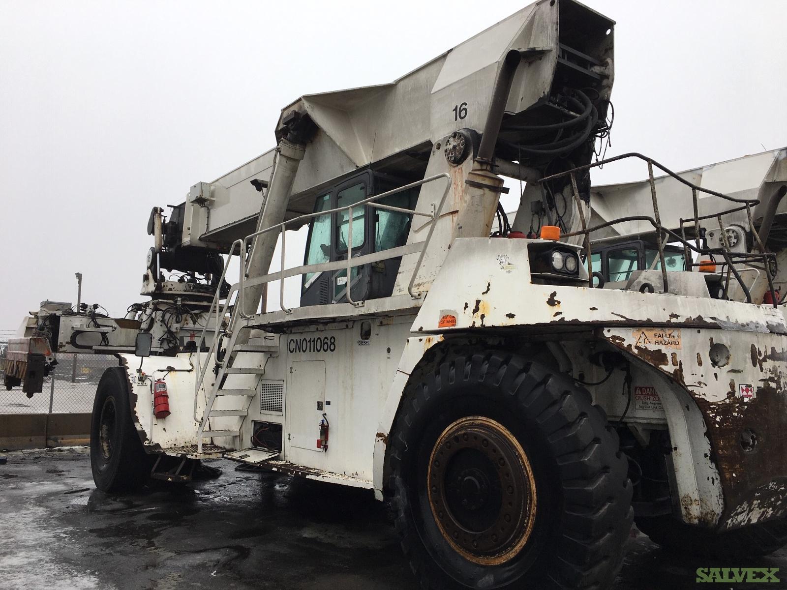 Terex RS55 Reachstacker Crane -11068- 2011 (1 Unit) in Chicago, Illinois