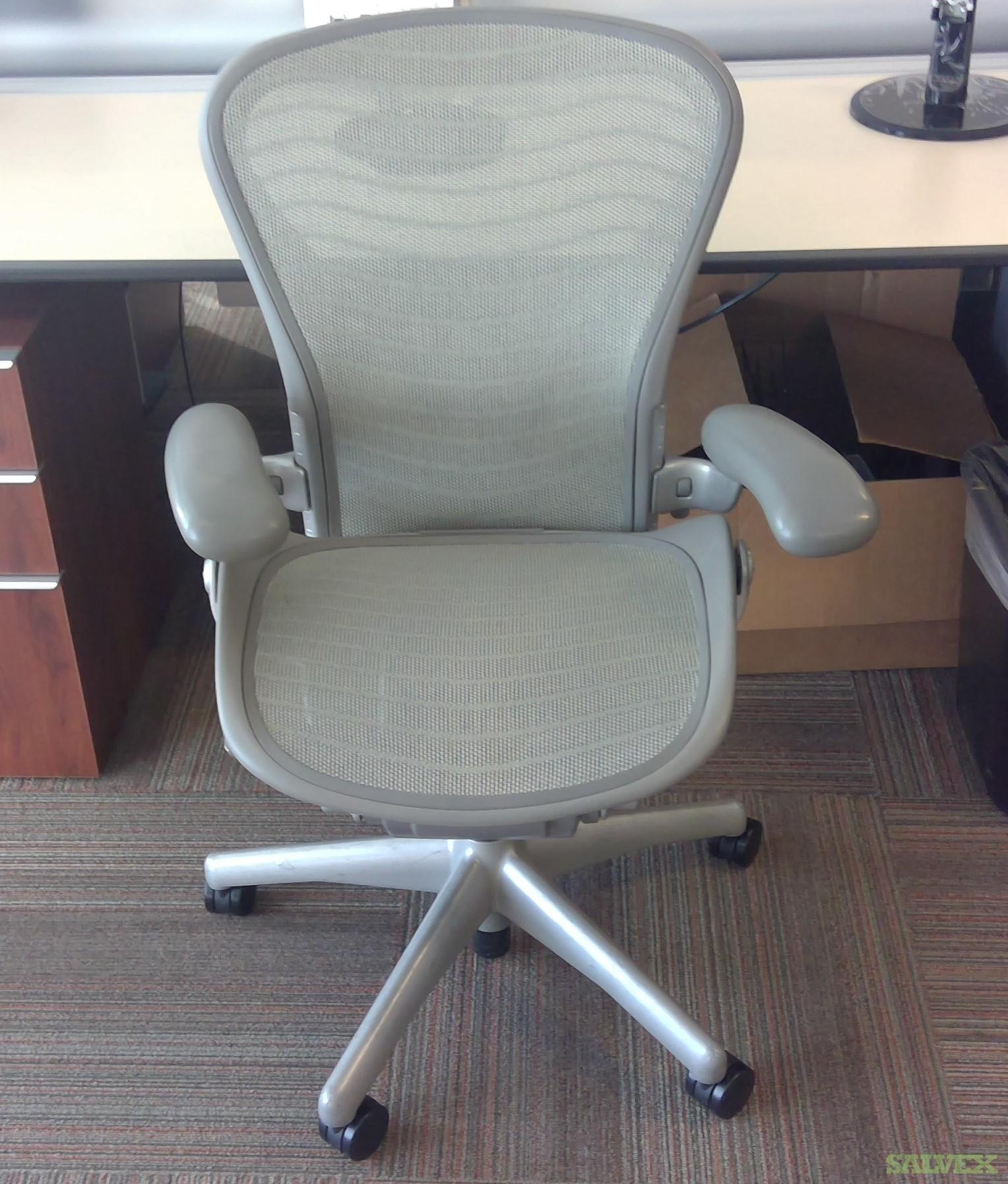 Used Office Chairs (Estimated 500 Units) in Charlotte, NC