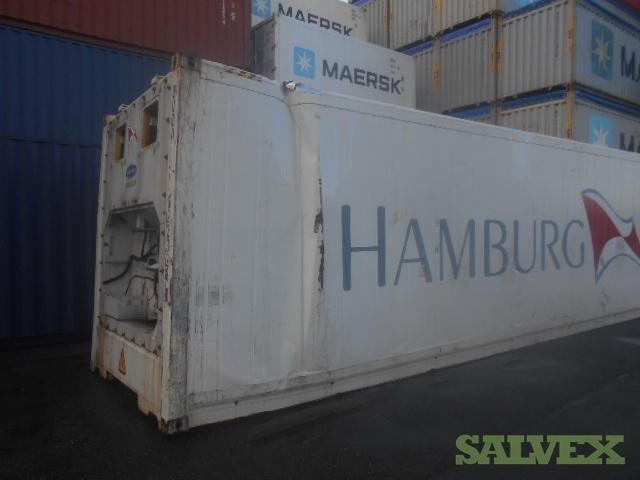 Reefer Containers (51 Units)