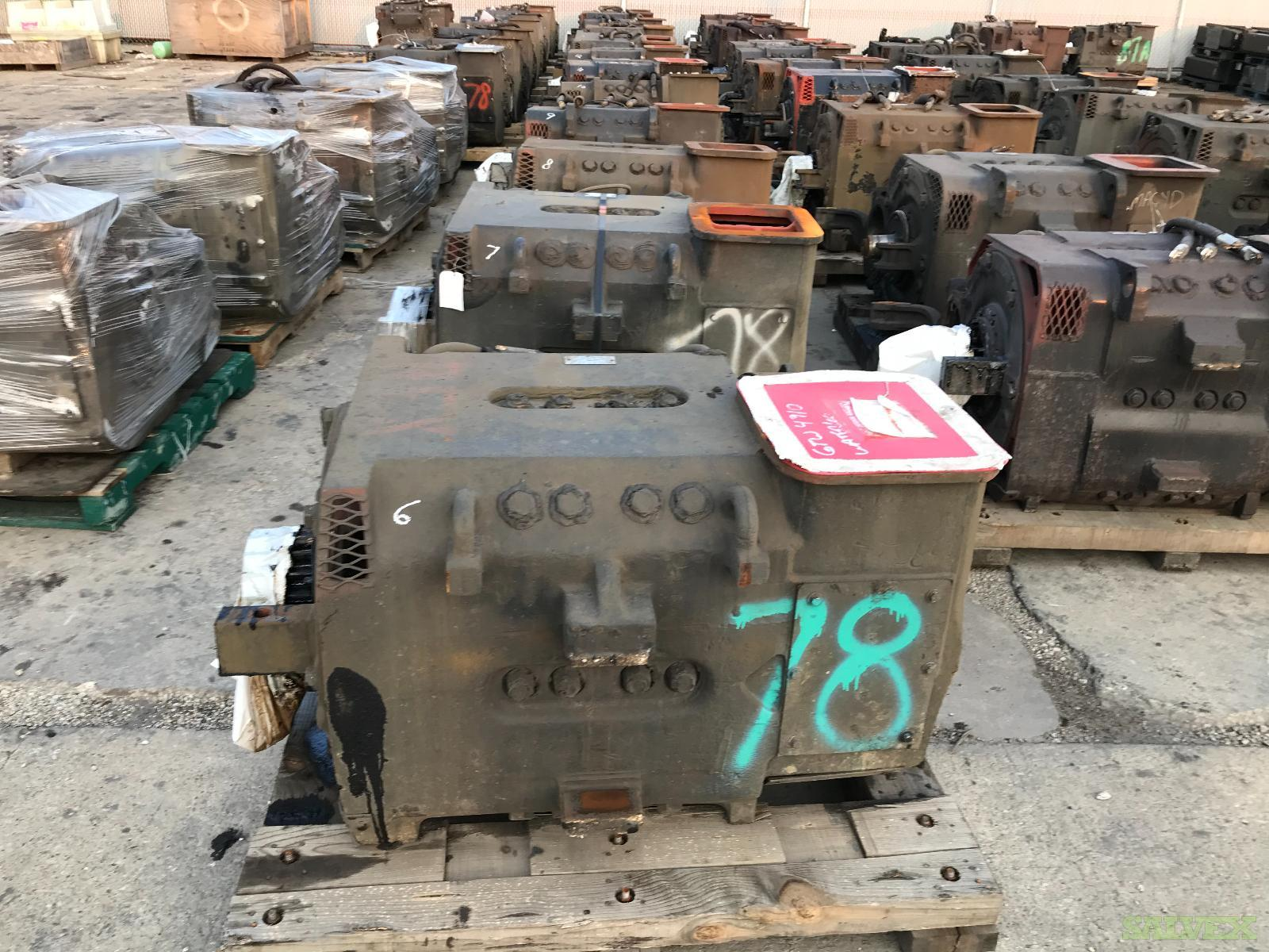 D78 Traction Motor Cores (40 Units) in Illinois