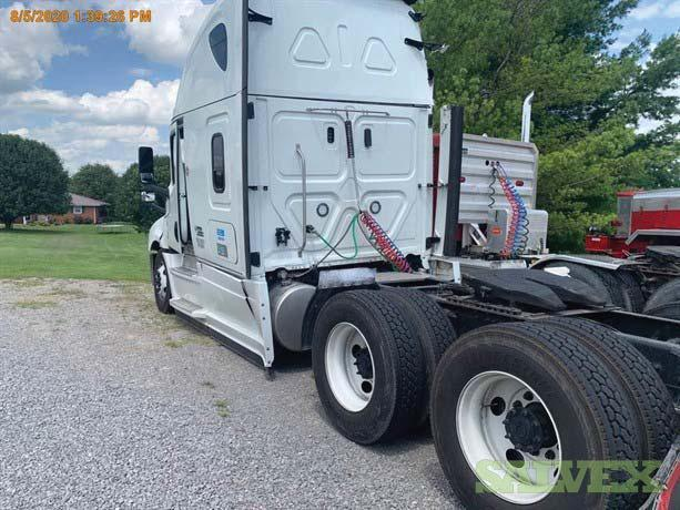 Freightliner New Cascadia PX12664 T/A Conv Sleeper Tractor  2019