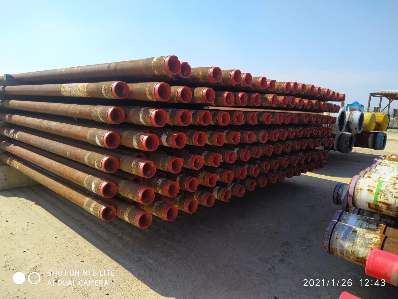 5 1/2 17# 13CR L80 Vam Top HT R3 Surplus Casing (9,120 Feet / 70 Metric Tons)