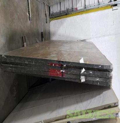 Stone Slabs - Damaged (8 Units)