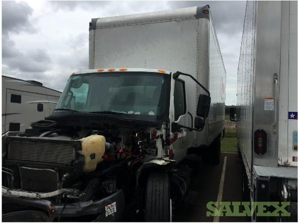 International MV607 (4X2) ST Truck 2019