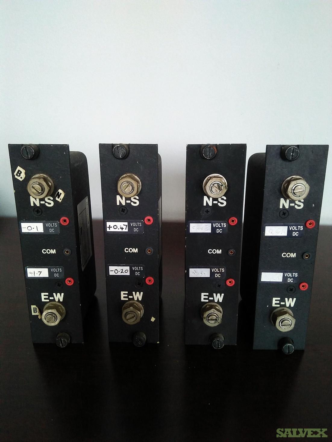 BAe 146 Aircraft Spare Parts: Magnetic Compensators, CFD Controller, Overheat Detectors, Air Traffic Computer  (18 Spare Parts)