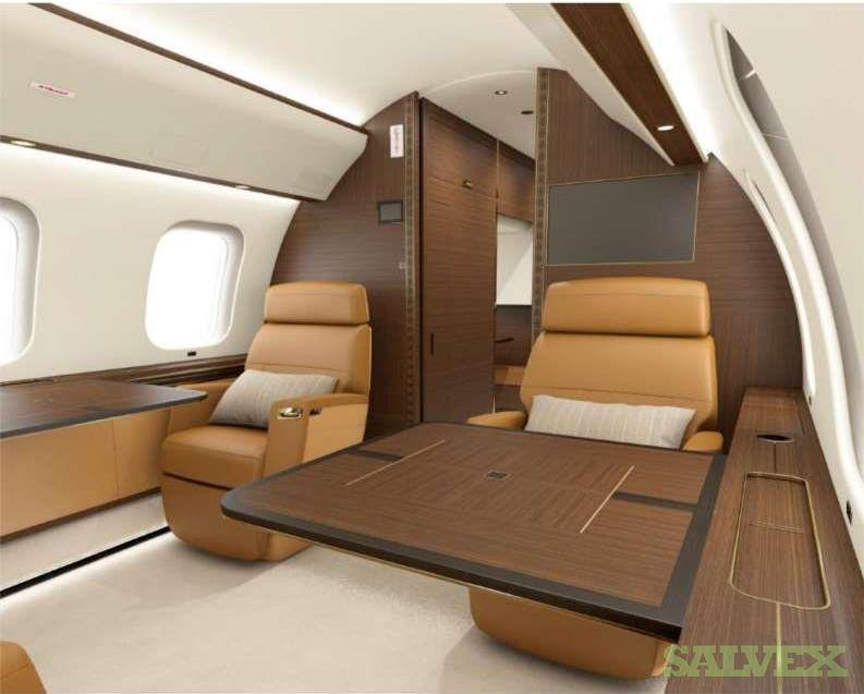 Bombardier Global 7500 Aircraft