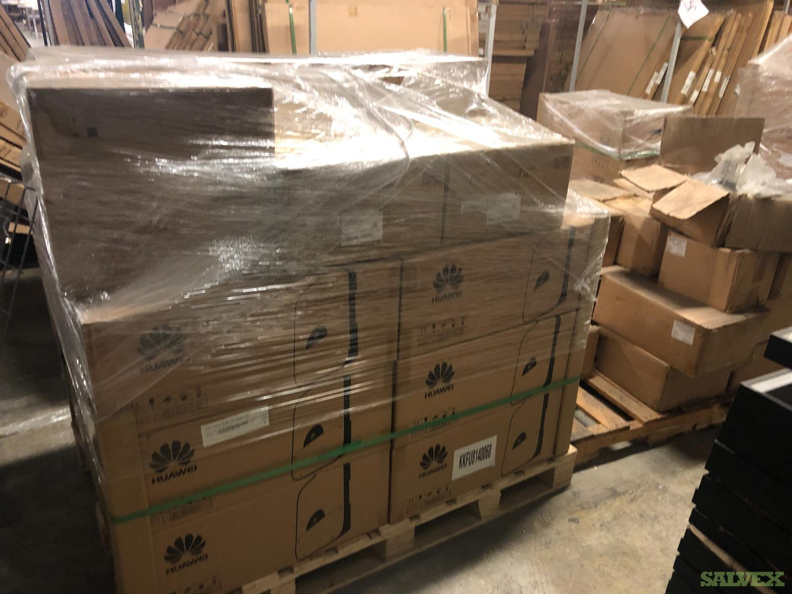Huawei Inverters & Industrial Frequency Transformers (60 Units)