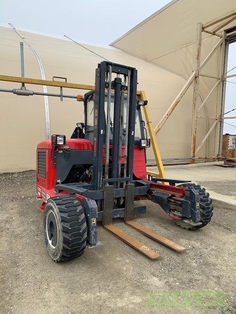 Moffett Forklift (1 Unit)