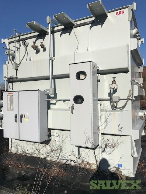 30 MVA 3PH Substation Transformer ABB, 2014 -  1 Units