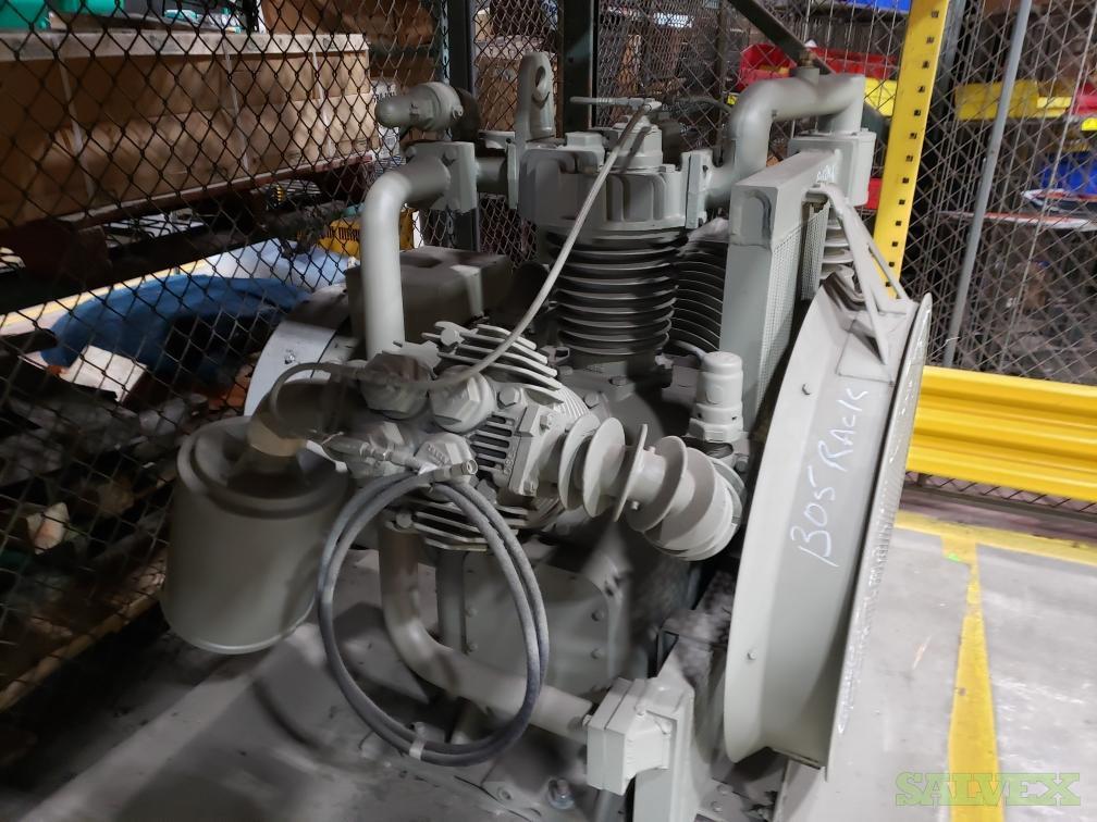 WABTEC 3CDCBLAT Locomotive Compressor in  Chicago, Illinois (1 Unit)