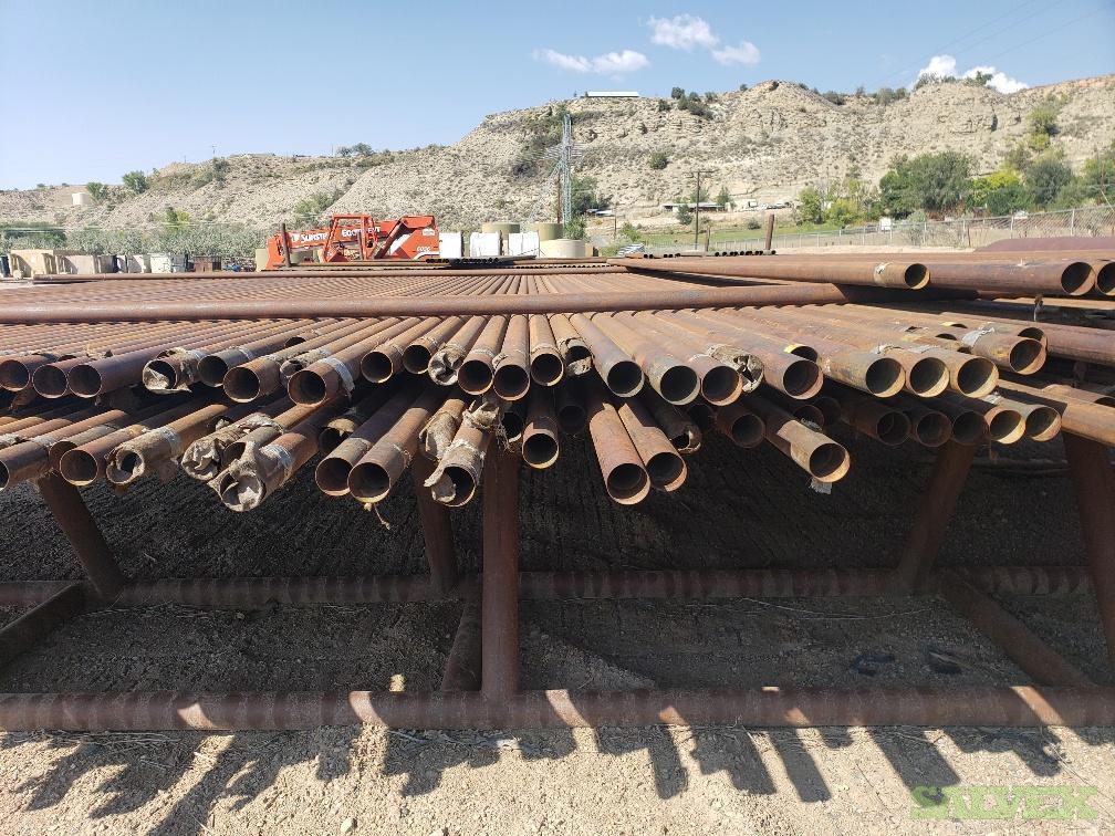 2 7/8 6.5# L80 FL  R2 Used/Surplus Tubing (18,690 Feet / 55 Metric Tons)