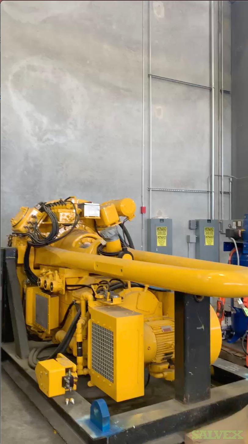 NOV-Varco TDS4S Top Drive Drilling System - Transmission with PH-85 Pipe Handler (1 Set)