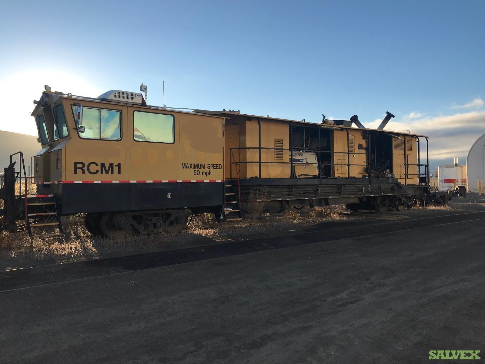 Plasser RCM1 Rail Car Mover in  British Columbia, Canada (1 Unit)