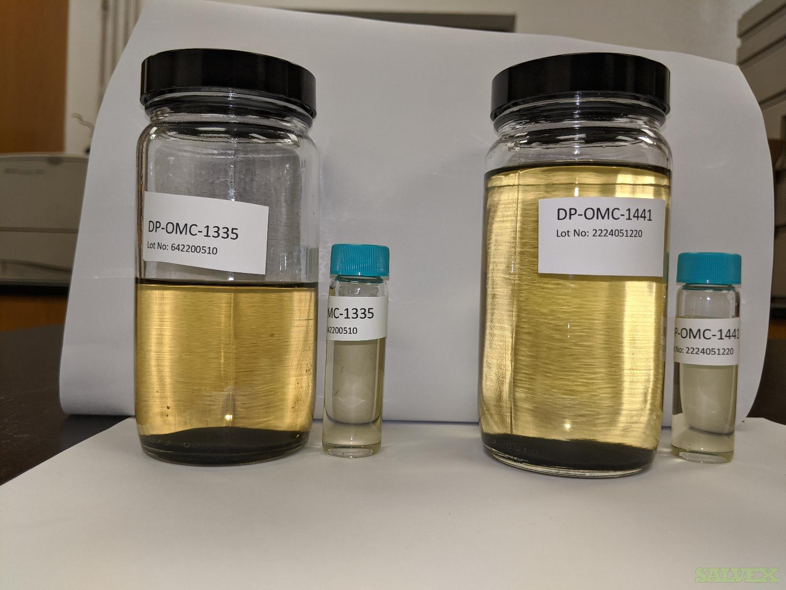 BASF Distillation Residue: DP-OMC-1441 & DP-OMC-1335 - For Oilfield and Minning (51,863 Lbs)