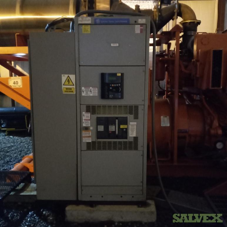 Waukesha 2013 Generator: with Waukesha VHP L5794GSI V12 Gas Engine // Leroy Somer LS661-04 Alternator (1,500 kVA)
