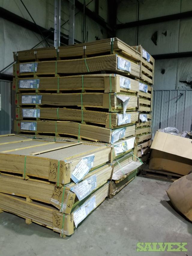 Eucatex Pegboard Hardboard 3/16 X 4' X 8' (3.28 MT) & Plywood Boards (10.64 MT) // QUICK SALE