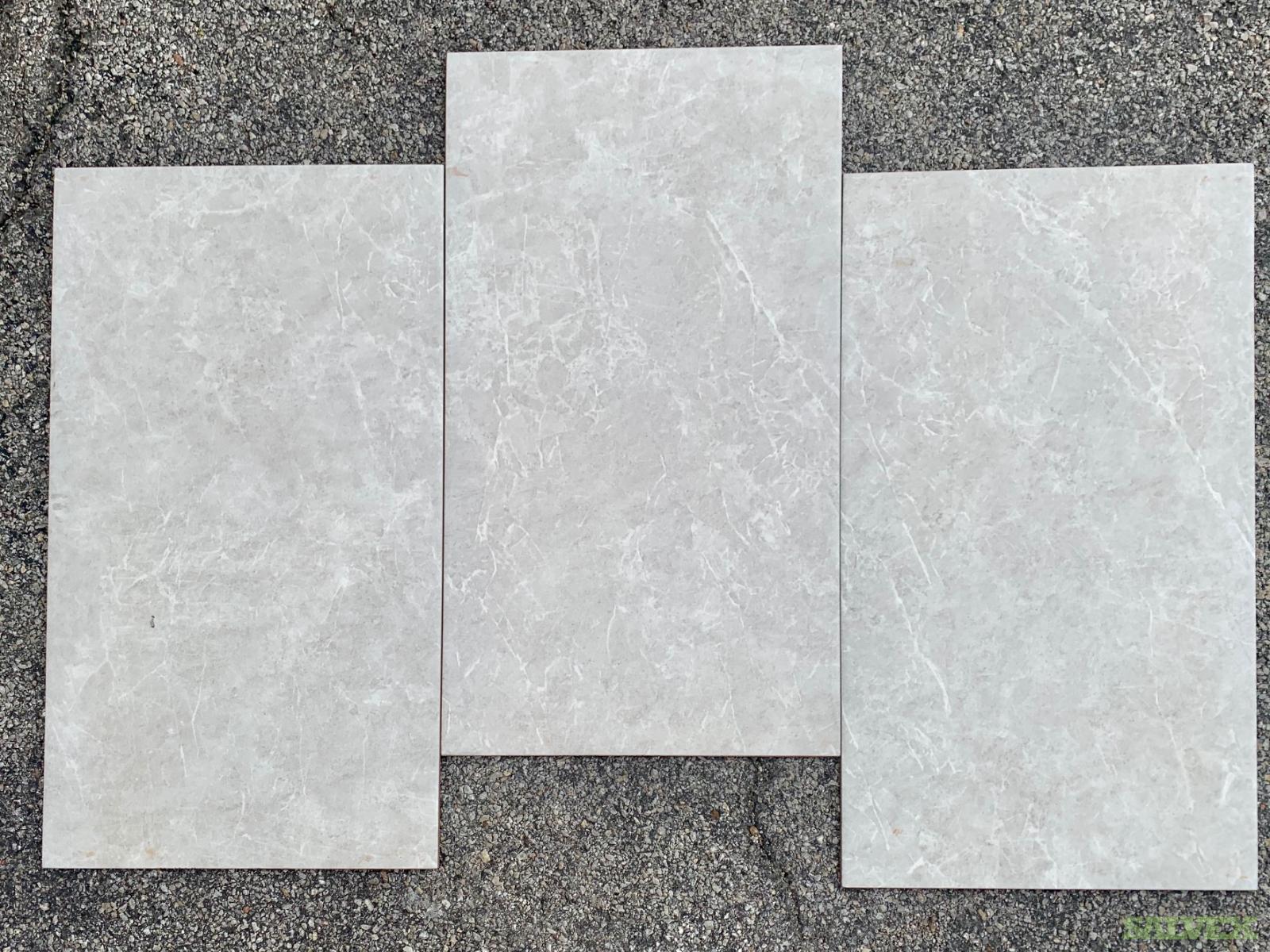 EMSER -  Ceramic Tile - Havana White 13x23 Ceramic Tile  -  6,604.78 Sqft