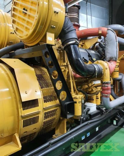 Caterpillar C32 1000 KW 60 HZ Open Generator Set 2006 (1 Unit)