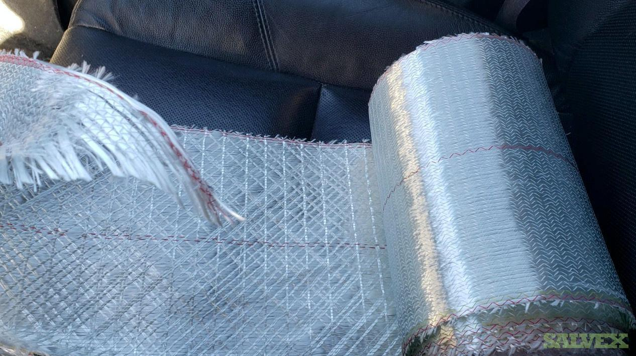 Fiberglass Rolls - Used for Manufacturing Wind Turbines (850,000 Lbs / 250 Pallets)