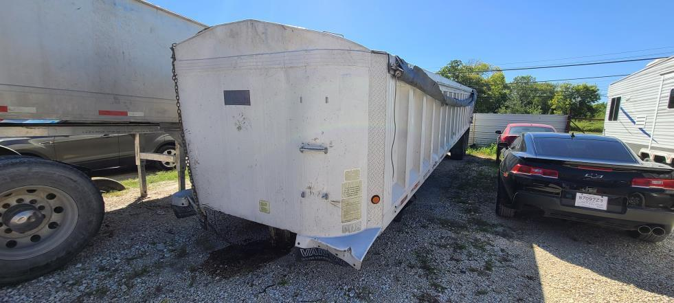Travis 39' Dump Trailer 1999 (1 Unit)