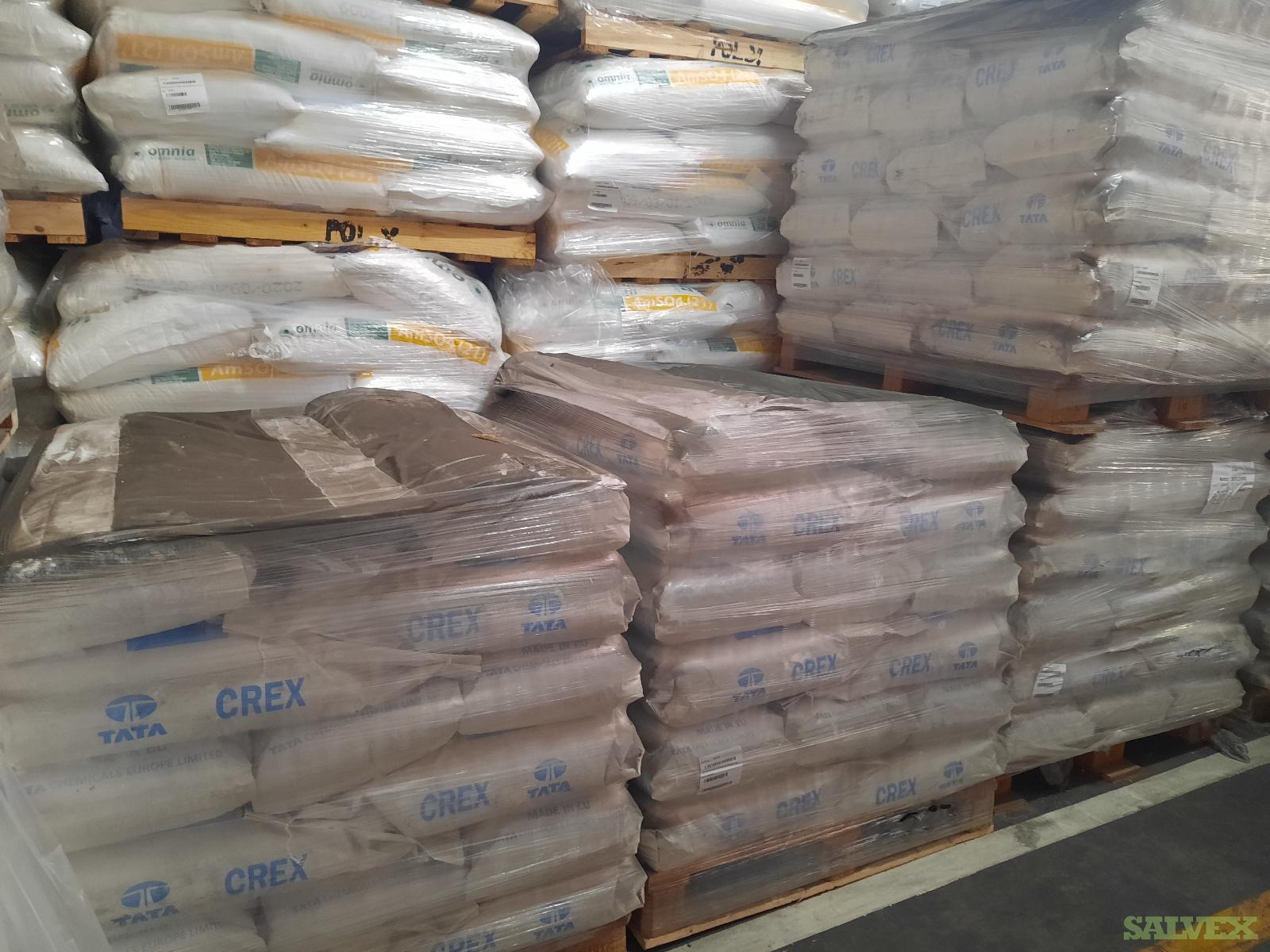 Brunner Mond (Tata Chemicals) Sodium Sesquicarbonate (40 MT)