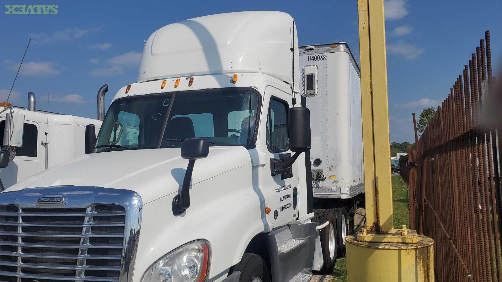 Freightliner Cascadia - 2016