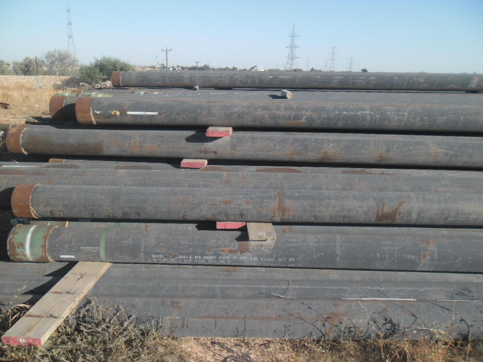 9 5/8 47# J55 Buttress R3 Surplus Casing (17,080 Feet / 364 Metric Tons)
